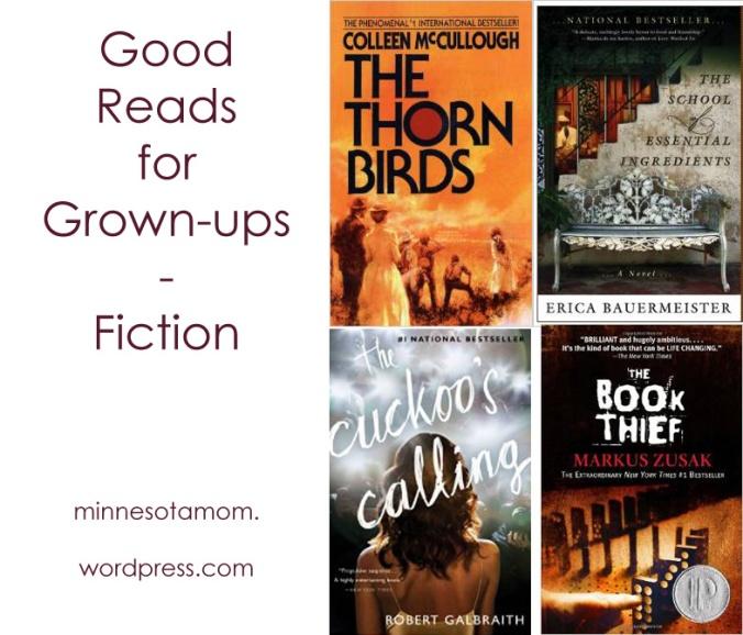 good reads grown-up